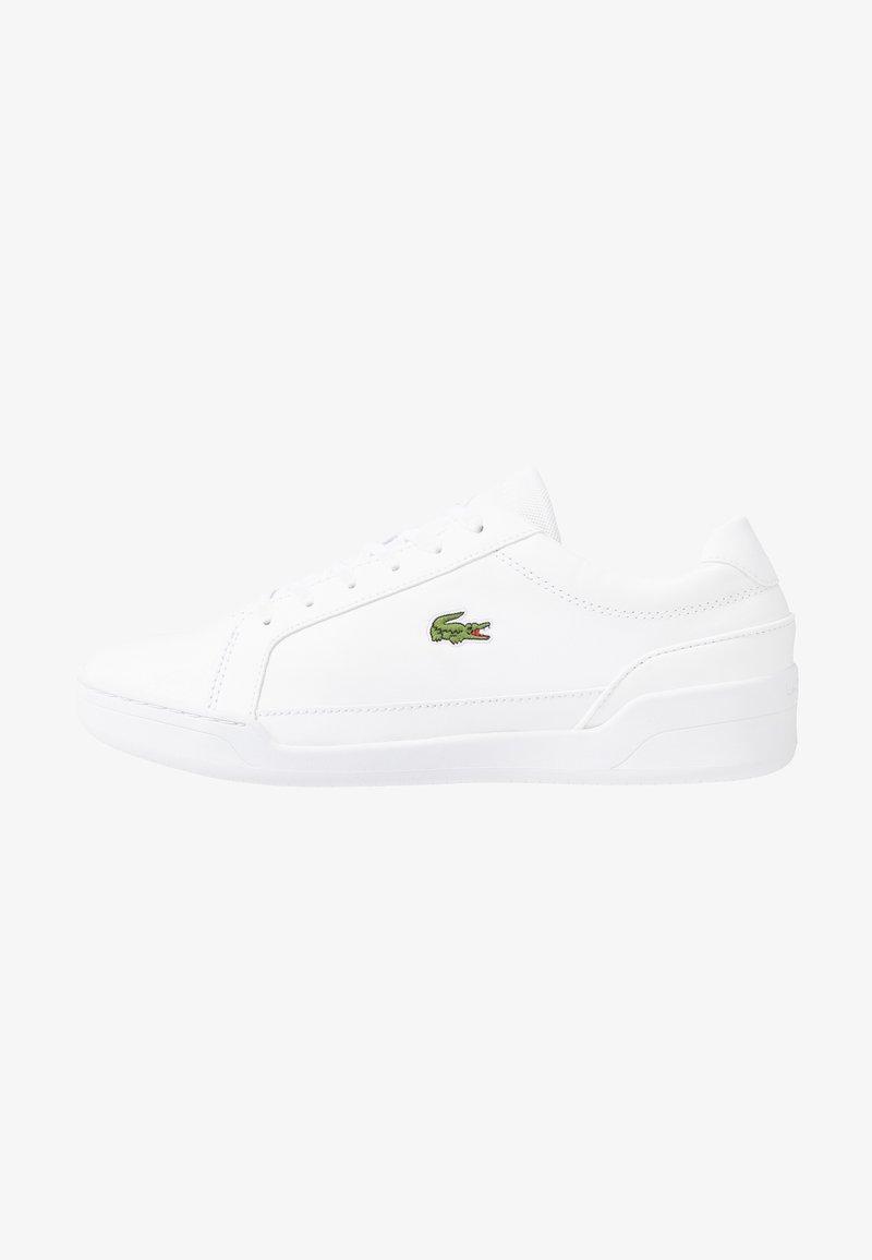 Lacoste - CHALLENGE - Sneakersy niskie - white