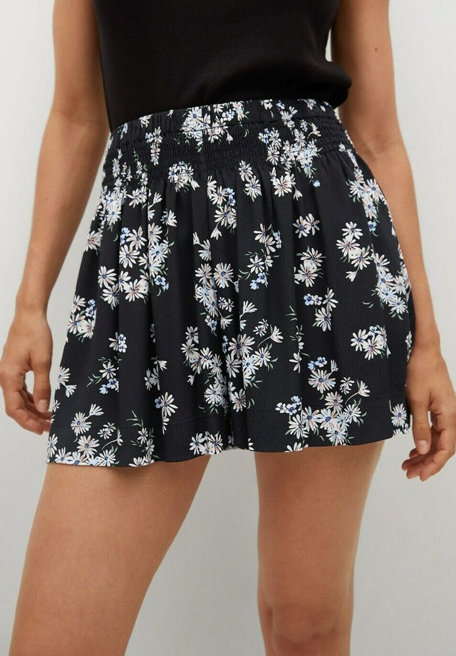 REBECCA - Shorts - black