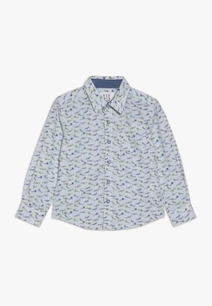 BOYS KID TEENAGER - Shirt - blau