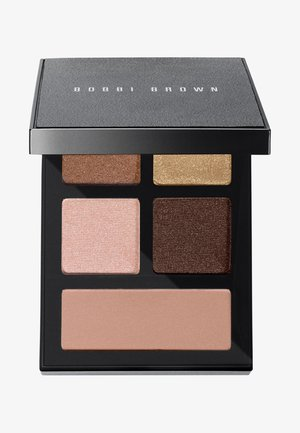 ESSENTIAL MULTICOLOR EYE SHADOW PALETTE - Eyeshadow palette - burnished bronze
