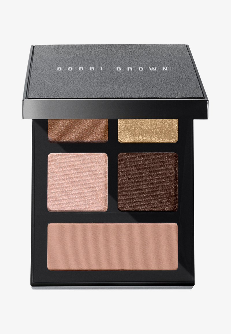 Bobbi Brown - ESSENTIAL MULTICOLOR EYE SHADOW PALETTE - Eyeshadow palette - burnished bronze