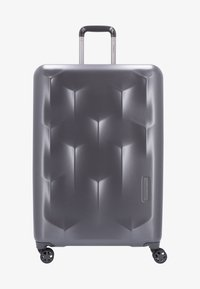 Hedgren - EDGE CARVE - Wheeled suitcase - charcoal - 0