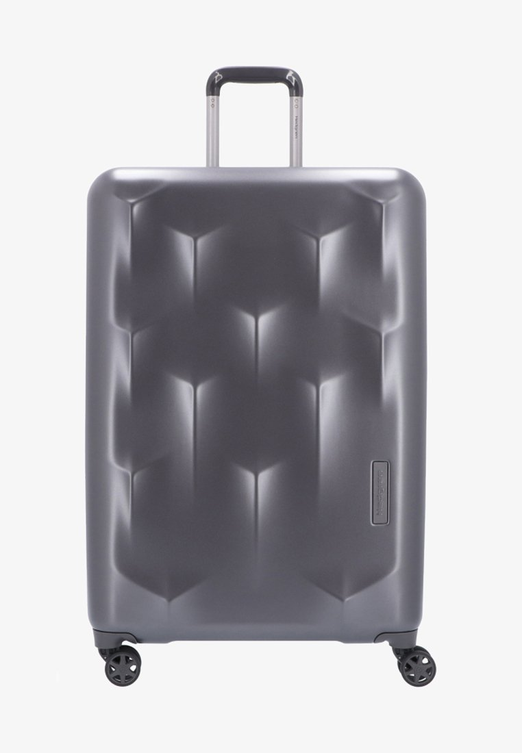 Hedgren - EDGE CARVE - Wheeled suitcase - charcoal
