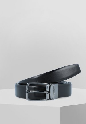 Belt - black/darkblue