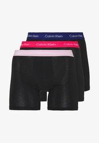 Calvin Klein Underwear - 3 PACK - Culotte - black - 5
