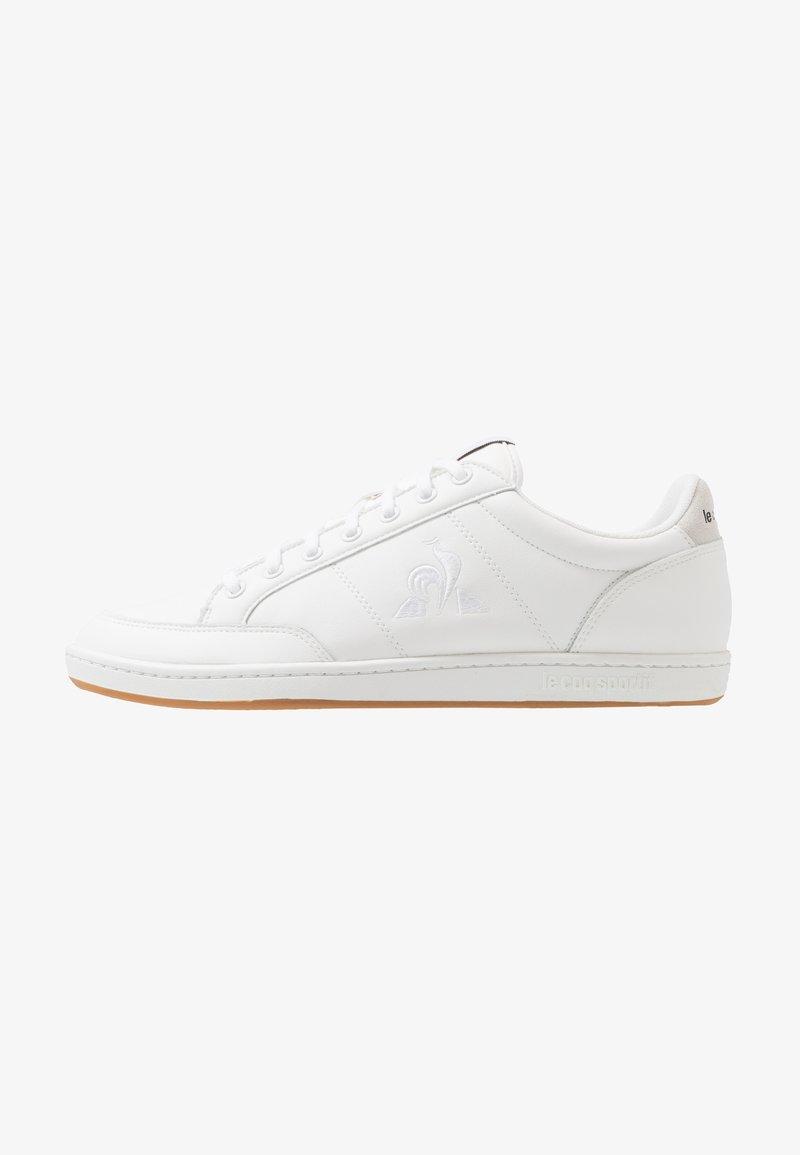 le coq sportif - COURT CLAY BOLD - Zapatillas - optical white