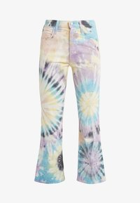 THE PANT - Bootcut jeans - swirling secrets