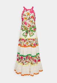 Farm Rio - TOUCANS GARDEN DRESS - Maxi dress - off-white - 1