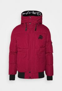 Kings Will Dream - MILFORD PUFFER JACKET - Veste d'hiver - red - 4