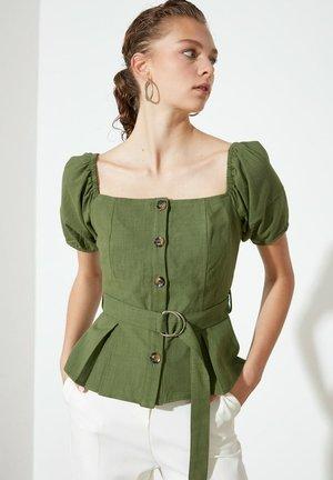 Blůza - green