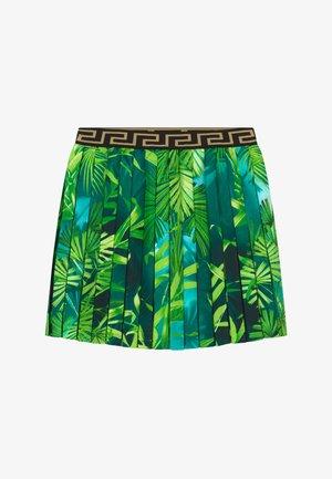 JUNGLE CAPSULE - A-line skirt - verde