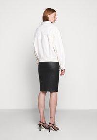 Agolde - CHARLI JACKET - Denim jacket - paper - 2