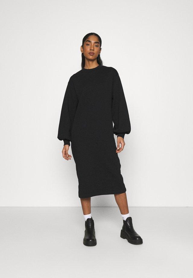 ENBLOM DRESS - Denní šaty - black