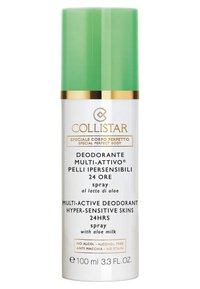 Collistar - MULTI-ACTIVE DEODORANT 24 HOURS - Deodorant - - - 0