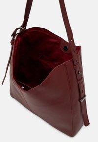 Zign - LEATHER - Handbag - red - 2
