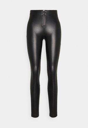 ONLSOPHIE MARIA ZIP  - Pantalones - black