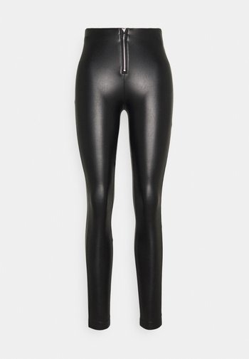 ONLSOPHIE MARIA ZIP  - Trousers - black