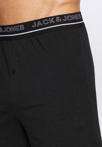 Jack & Jones - JACBLACK BOXERS 2 PACK - Panty - black/black - 4