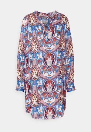 Košilové šaty - multicolour