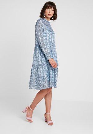 GABRIELLE - Košilové šaty - adriatic blue combi