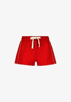 kurze Sporthose - red