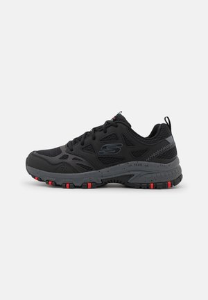 HILLCREST - Sneakers laag - black/charcoal