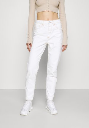 MOM - Džíny Relaxed Fit - milk white