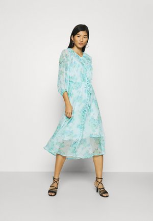 ORABELLE DRESS - Korte jurk - blue print