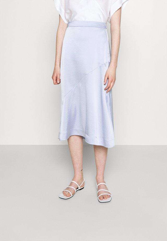 ILONA SKIRT - Áčková sukně - ice blue