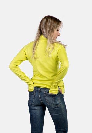 Veste polaire - yellow