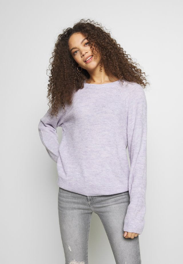 Pullover - amethyst