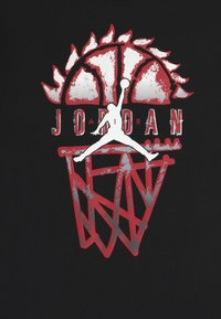 Jordan - BASELINE UNISEX - Print T-shirt - black - 2