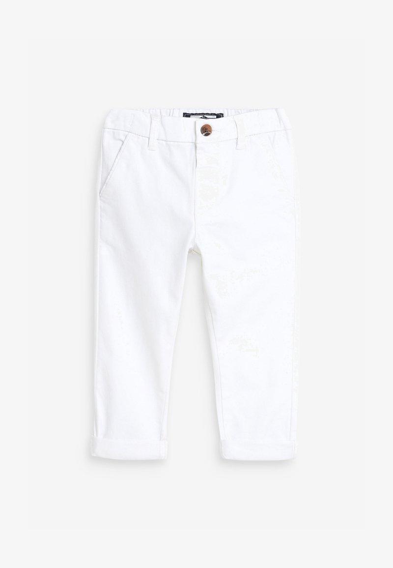 Next - Chino - white