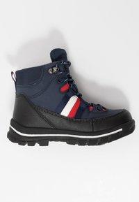Tommy Hilfiger - Šněrovací kotníkové boty - blue - 1