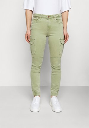 ONLMISSOURI LIFE  - Cargo trousers - oil green