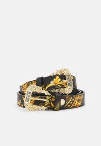 REGALIA BAROQUE BELTS - Belt - black/gold