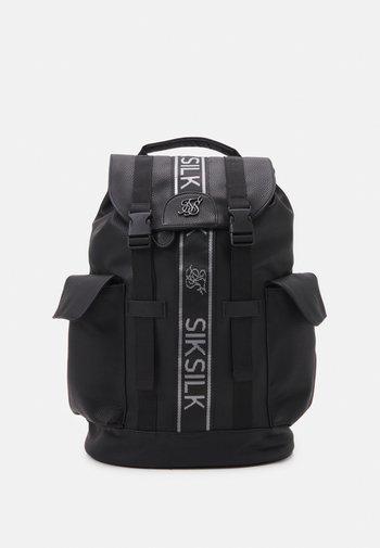 TAPE BACKPACK UNISEX - Sac à dos - black