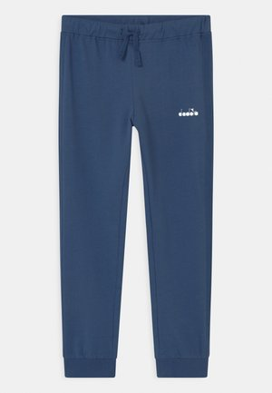 CUFF ELEMENTS UNISEX - Pantalones deportivos - ensign blue