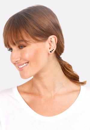 3 PACK BASIC - Earrings - gold