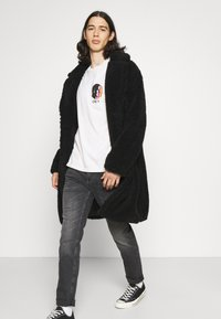 Obey Clothing - PARALLELS - Printtipaita - sago - 4