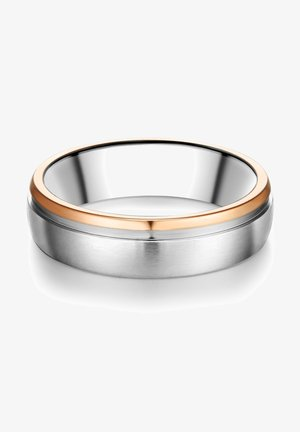 Ring - silber/roségold