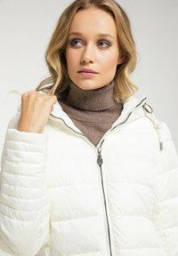 DreiMaster - Winter jacket - wollweiss - 3