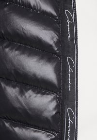 CLOSURE London - QUILTED GILET - Waistcoat - black - 5