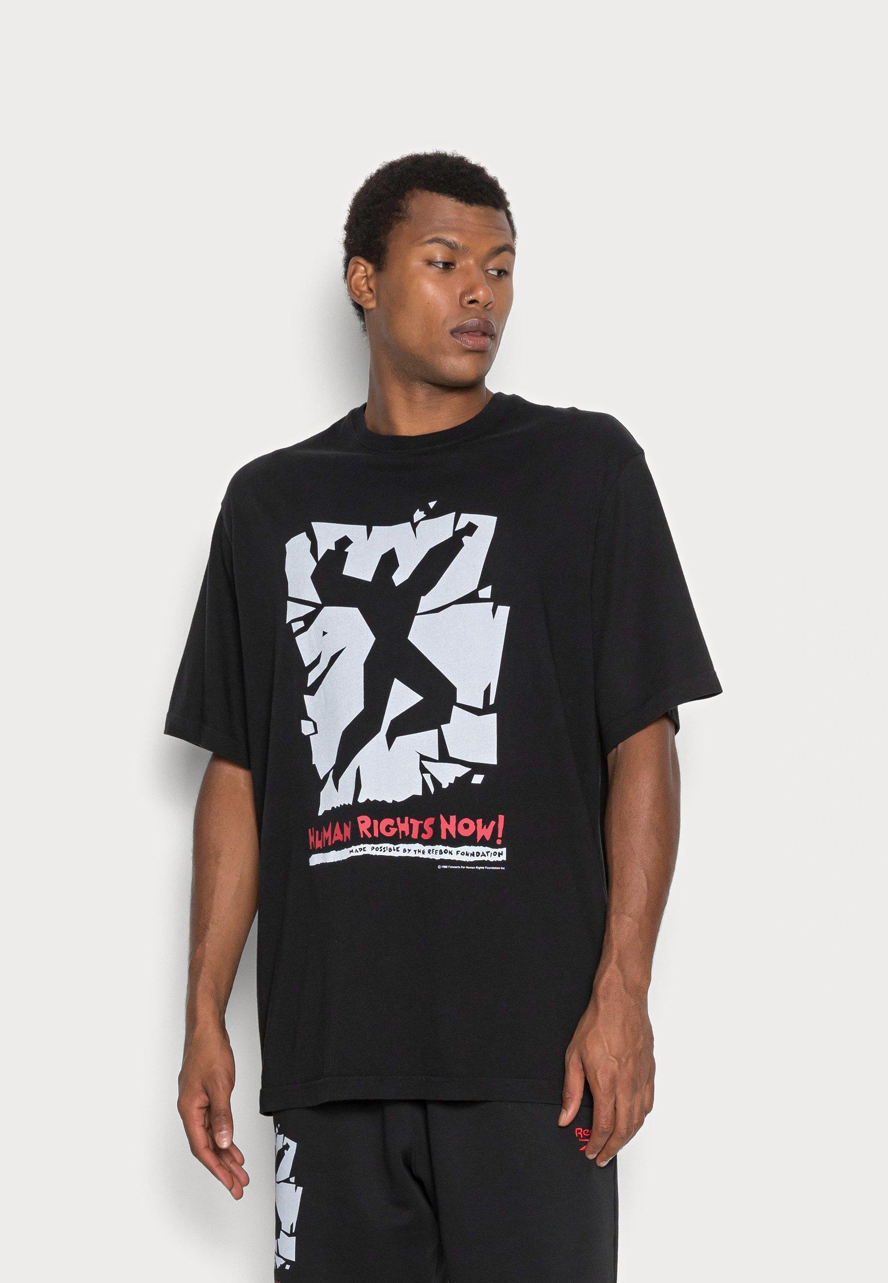 Homme HUMAN RIGHTS NOW GRAPHIC - T-shirt imprimé