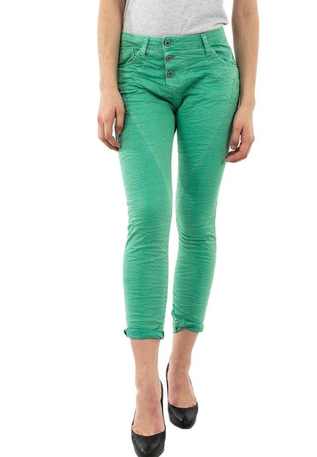 Jeans Skinny - vert
