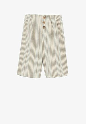 SIRA - Shorts - open beige