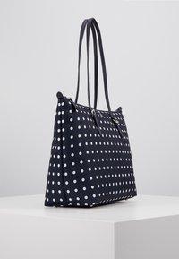 Lauren Ralph Lauren - KEATON - Handbag - navy - 4
