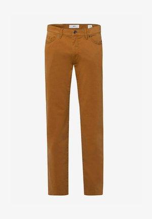STYLE CADIZ - Straight leg jeans - curcuma