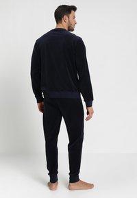 Jockey - Pyjamasöverdel - blue - 2