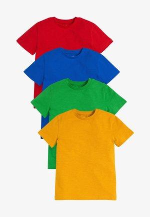 4 PACK - T-shirts basic - green